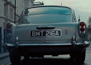 Bond 25 will see the return of a classic Aston Martin