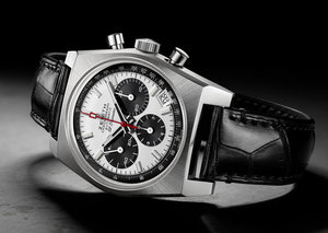 Zenith celebrates 50th birthday of El Primero with limited edition