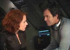 Why Avenger's writers ignored the black widow/hulk romance