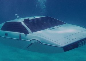 Elon Musk has designed a Tesla submarine car