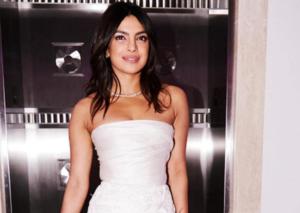 Bollywood's Priyanka Chopra to receive a Humanitarian Award from Unicef
