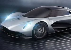 "Aston Martin's newest hypercar ""Valhalla"" costs a cool $2 million"