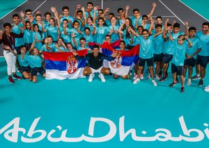 Everything you need to know about Abu Dhabi's World Tennis Championship