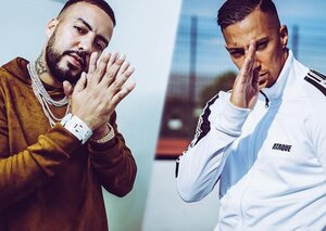 Cheb Khaled, French Montana and Farid Bang team up for Raï x Rap crossover
