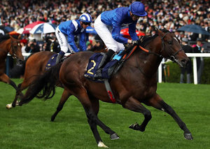 Dubai ruler Sheikh Mohammed's horse takes home second win at Royal Ascot