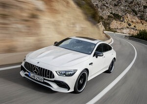 Why the Mercedes-AMG GT 4-Door Coupé has its cake and eats it too