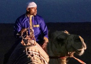 Floyd Mayweather is having a glorious time in Dubai