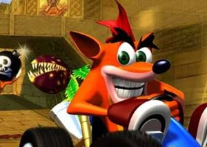 Crash Team Racing: better than Mario Kart?