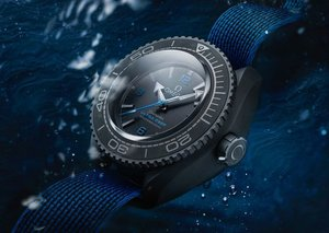 Omega just set an unbeatable world record for the deepest dive watch ever