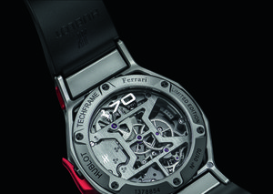 Ferrari design Icon Flavio Manzoni on designing watches vs cars