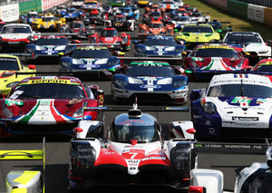 New Video: 24-hours of Le Mans with TAG Heuer