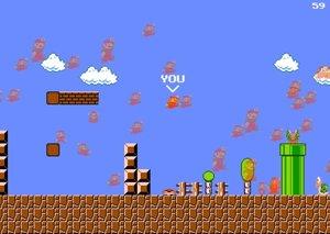 Mario Royale brings Battle Royale to the Mushroom Kingdom
