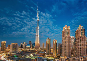 Is Dubai's Burj Khalifa the 8th Wonder of the World?