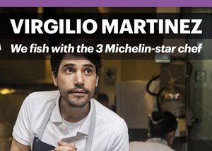 Taking World's 50 Best chef Virgilio Martinez fishing in Dubai