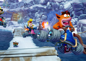 Review: Crash Team Racing Nitro Fueled on PlayStation 4