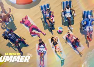 Fortnite kicks off '14 Days of Summer' event today
