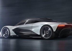 James Bond's new Aston Martin will be the Valhalla supercar