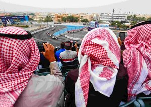 Formula E is returning to Saudi Arabia this year