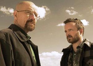 Bryan Cranston and Aaron Paul drop hints for Breaking Bad movie