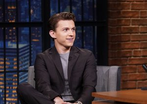 Tom Holland's suit is a menswear must-have