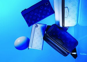 Why we want Louis Vuitton's new Taïgarama leather goods