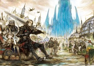 A Final Fantasy TV show is coming to TV