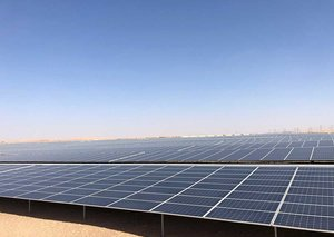 World's largest solar farm opens in Abu Dhabi
