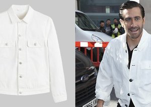 The ultimate summer jacket is white
