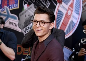 Tom Holland's amazing suit isn't actually a suit