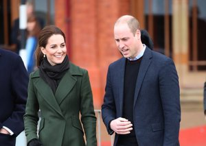 Prince William, Kate to make official visit to Pakistan this year