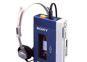 Happy 40th Birthday, Sony Walkman