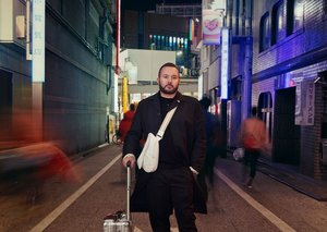 Kim Jones, star of Rimowa's new campaign, explains how travel fuels his life