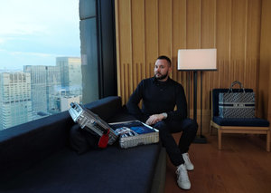 Fashion designer Kim Jones explains how travel fuels his whole life