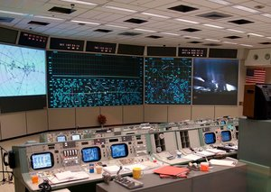 NASA has completely restored Apollo 11 mission control