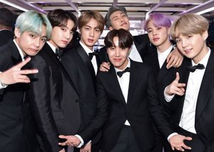 Korean super group BTS will get a Dubai Star this October