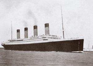 Items from the Titanic to be sold at auction