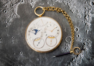 The George Daniels $4.5-million pocket watch explained