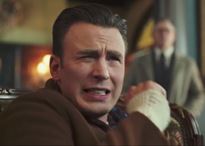 Chris Evans talks dirty in new Knives Out trailer