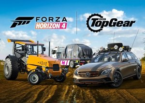 Top Gear joins forces with Forza 4