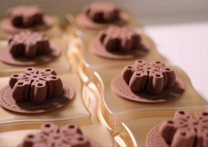 Cadbury unveils world's first Dairy Milk chocolate printer