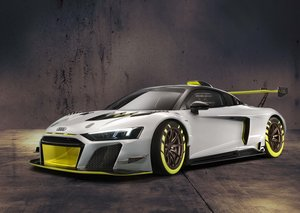 Audi R8 LMS GT2 unveiled at Goodwood