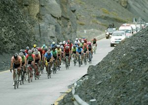 Pakistan hosts world's toughest bike race: Tour de Khunjerab