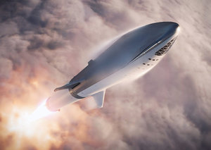 Elon Musk's SpaceX targets 2021 commercial launch