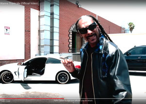 Snoop Dogg pays tribute to himself in new music video