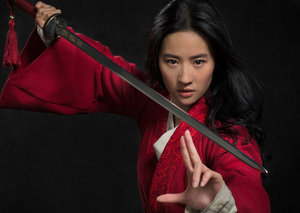 The Mulan live action movie is what we need right now