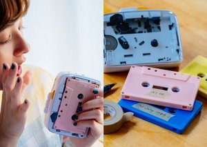 A cassette player is smashing records on Kickstarter