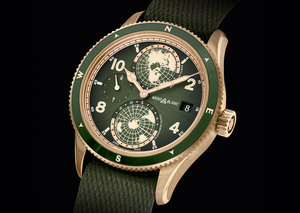 A bronze watch could be the most meaningful addition to your collection