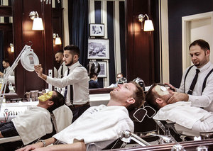 Dubai's barbershops are now open: Full list of where to get your quarantine cut