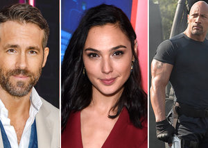 Ryan Reynolds joins Gal Gadot and Dwayne Johnson for Netflix's Red Notice