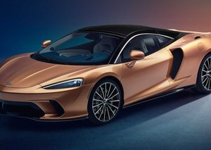 McLaren has a new $204,000 GT model car